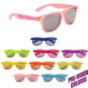 Customized Baja Sunglasses