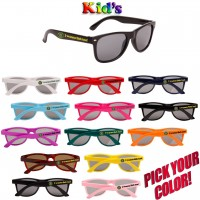 Wholesale Personalized Kid's Classic Sunglasses