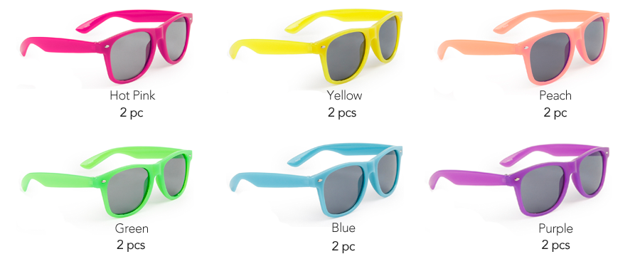 Pre-Mixed P8026 Sunglasses