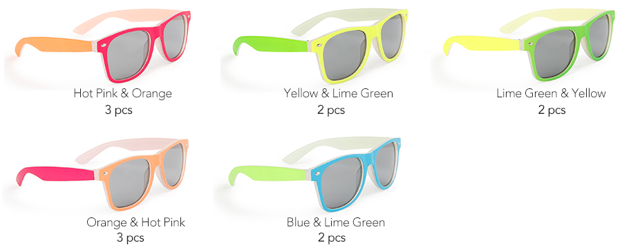 Pre-Mixed P8027 Sunglasses