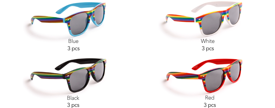 Pre-Mixed P8032 Sunglasses