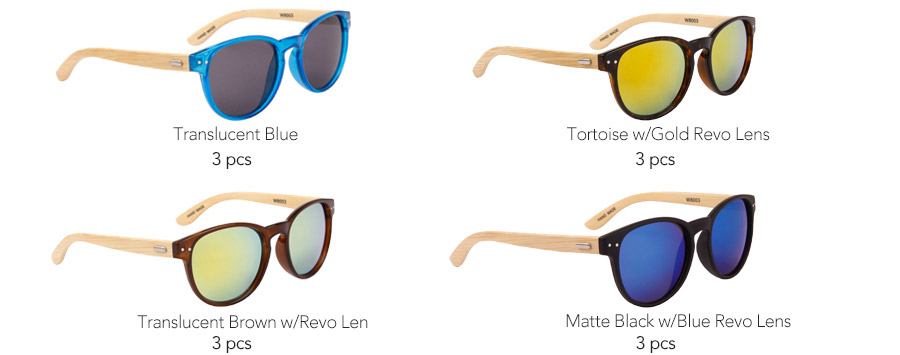 Customized Wood Sunglasses