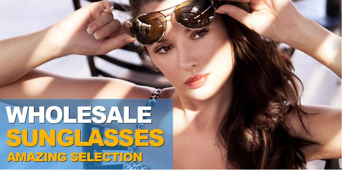 Wholesale Sunglasses from CTS
